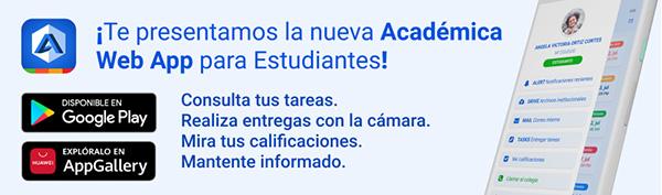 Academica Web App